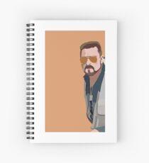 Walter Sobchak Spiral Notebook