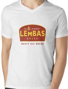 Lembas Mens V-Neck T-Shirt