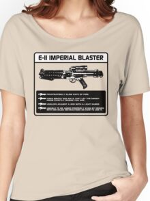 E-11 Imperial Blaster Women's Relaxed Fit T-Shirt