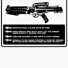 E-11 Imperial Blaster by anfa