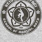 Keisuke Miyagi School of Martial Arts by anfa