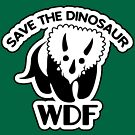 Save The Dinosaur by anfa