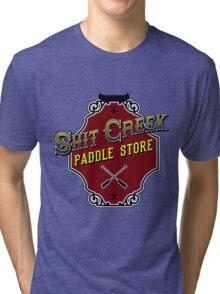 Shit Creek Paddle Store Tri-blend T-Shirt