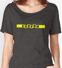 Ceefax Women's Relaxed Fit T-Shirt