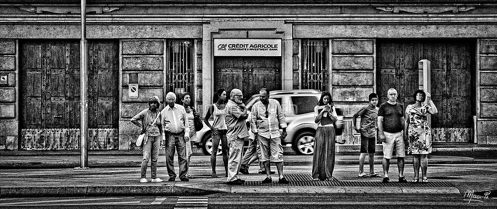 People by marcopuch