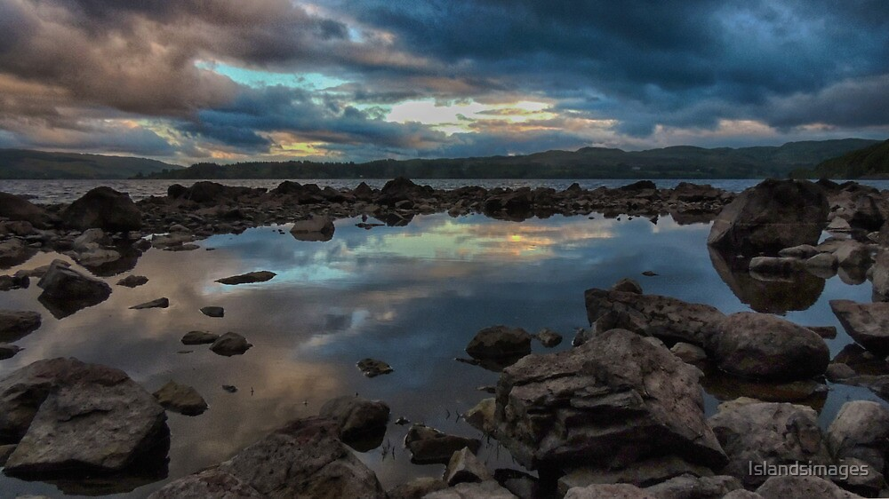 Reflections by Islandsimages