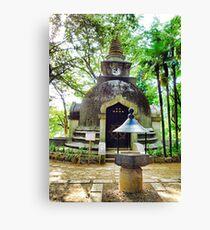 Great Buddhist Pagoda Canvas Print