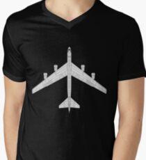 Boeing B-52 Stratofortress Mens V-Neck T-Shirt