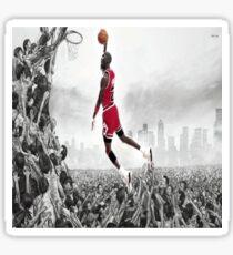 Jordan Graphic Sticker