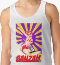 Camisetas de tirantes para hombre Banzai!!
