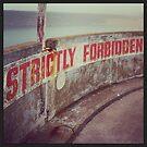 Strictly Forbidden by Kirsten Baiden-Amissah