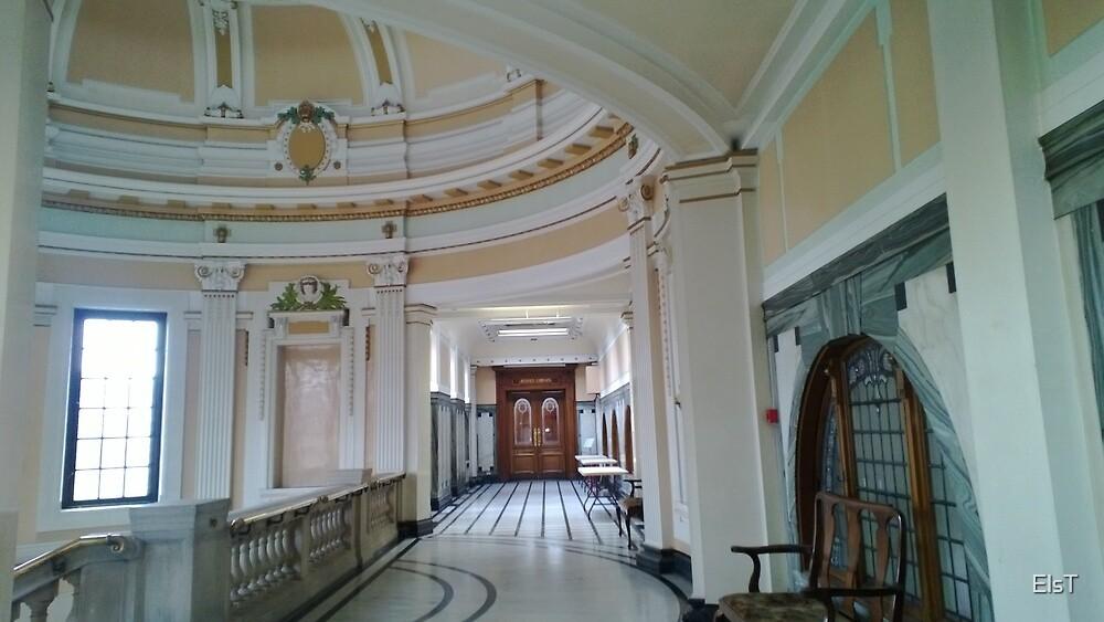 Top Floor by ElsT