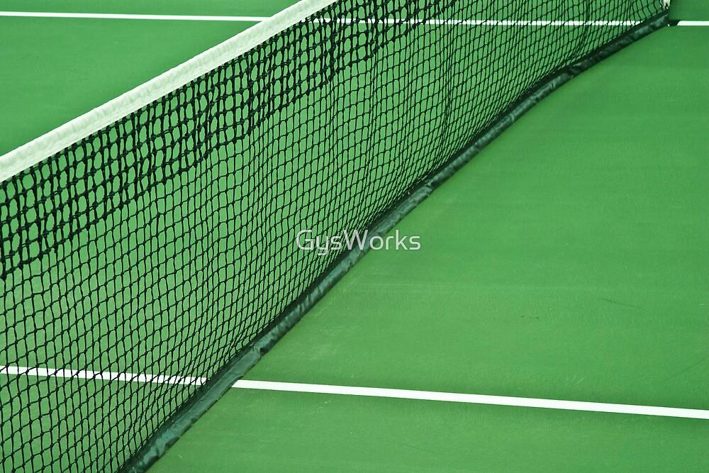 Tennis Net by GysWorks