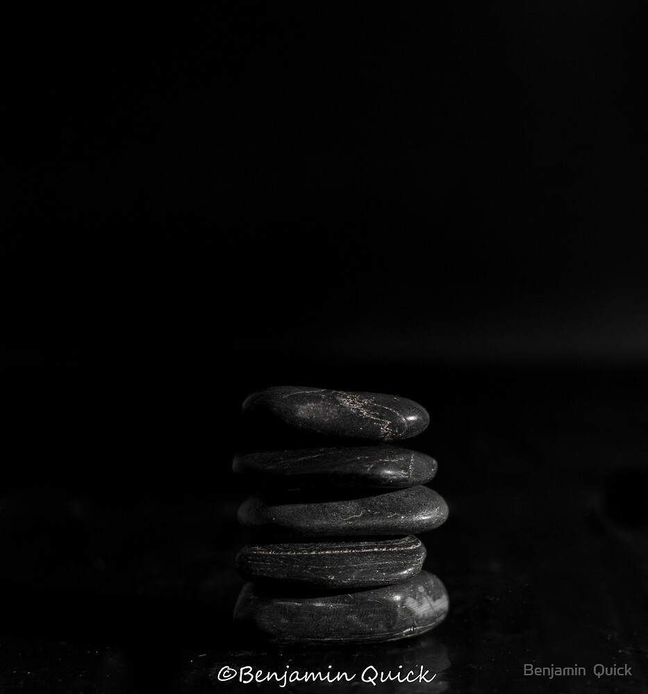 Pebbles by Benjamin  Quick