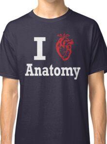 I heart anatomy white Classic T-Shirt