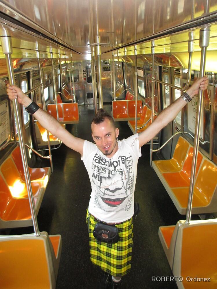 Subway by Robert Ordonez