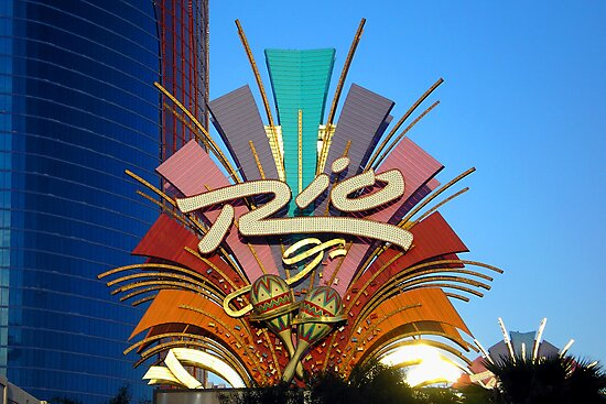 RIO LAS VEGAS NEVADA MARCH 2007 by photographized