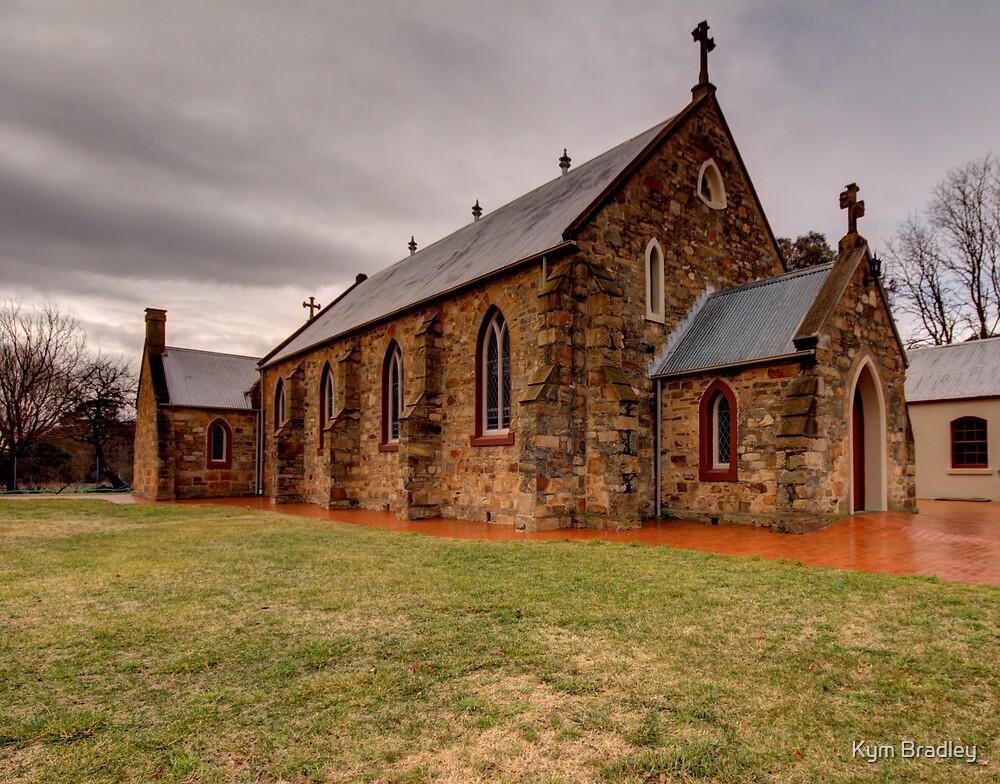 St. Mary's Catholic Church Bungendore NSW by Kym Bradley