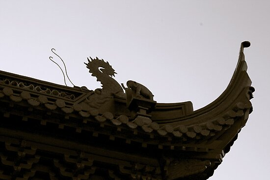 CHINESE CULTURAL CENTER PHOENIX ARIZONA MARCH 2008 by photographized