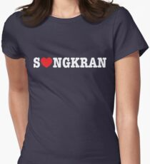 S❤NGKRAN Womens Fitted T-Shirt