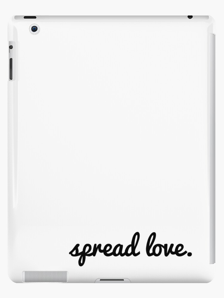 spread love by carly butler