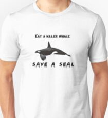 Save seals  Unisex T-Shirt