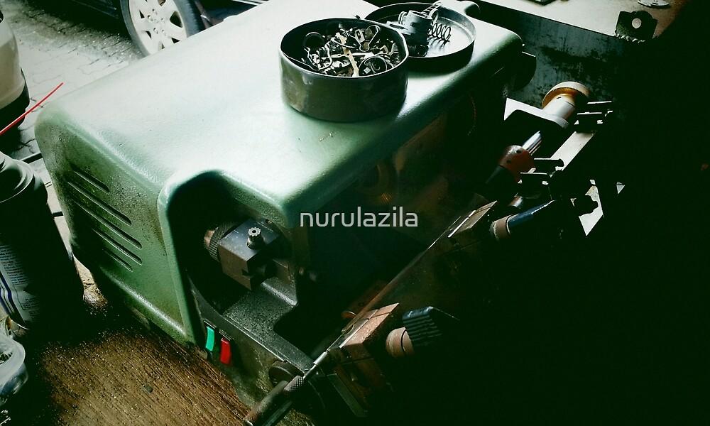Key Duplicate Machine by nurulazila