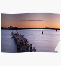 Manning Point Jetty  Poster