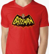 BateMAN! Mens V-Neck T-Shirt