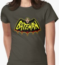 BateMAN! Women's Fitted T-Shirt