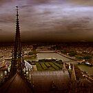 The Seine, Paris by Stuart Robertson Reynolds