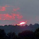 Spectacular Sunset by FrankieCat