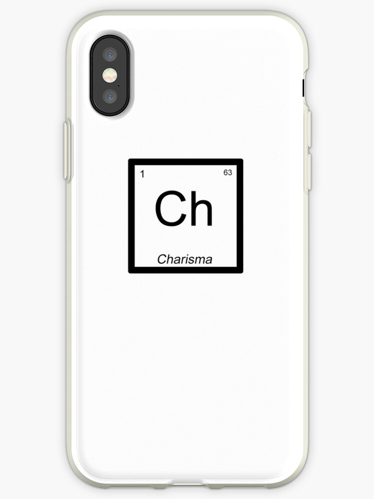 Charisma iPhone Cover by rabbits21