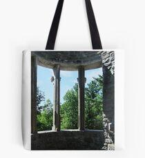 Stone Windows Tote Bag