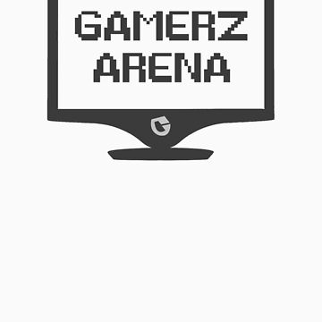 Gamerz Arena - Game On by EnslowDesign