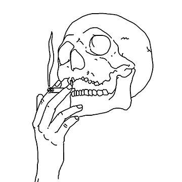 Skulls & Smoke by cohbalt