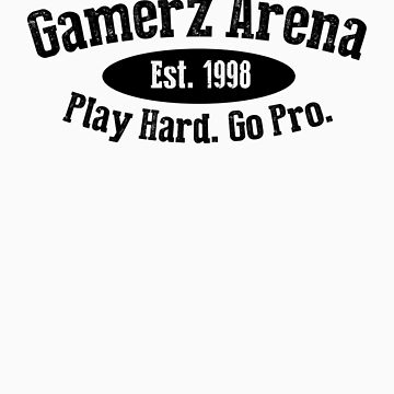 University of Gamerz Arena by EnslowDesign