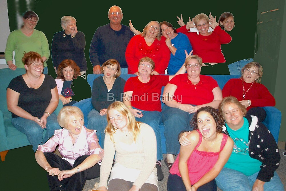 Best nutty group pic by ♥⊱ B. Randi Bailey