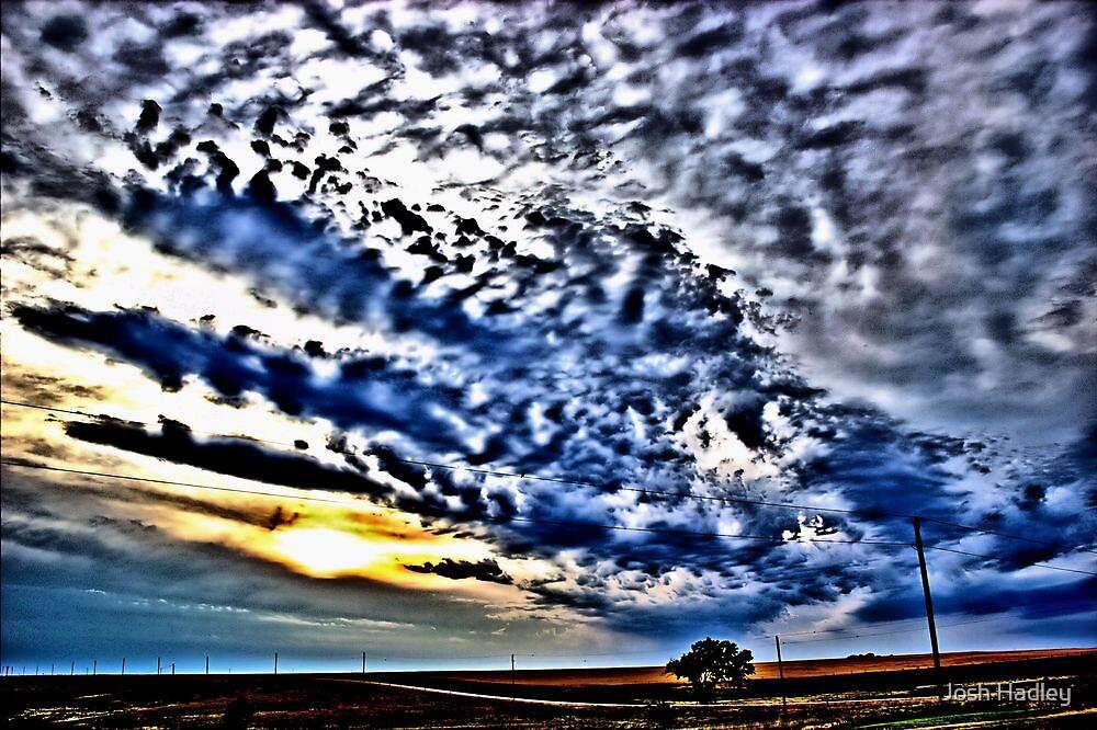 Kansas Ripples by Josh Hadley