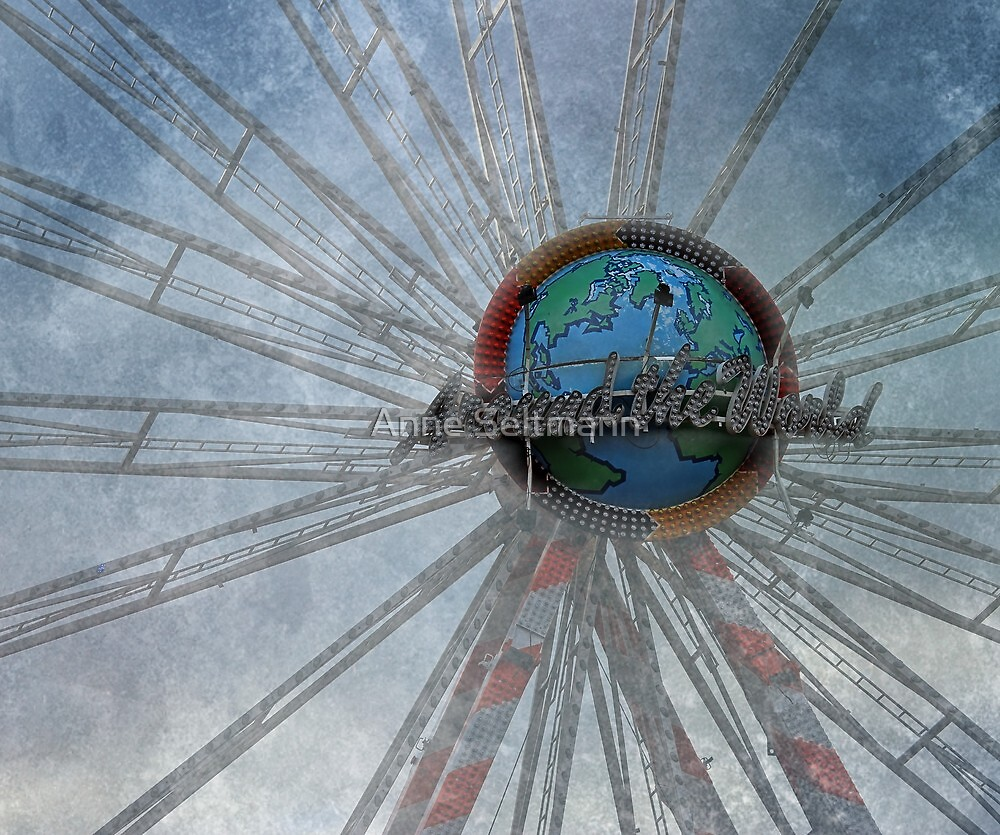 Circles in the sky Part I. by Anne Seltmann
