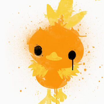 Graffiti Torchic by niterune