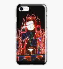 It's a Small World Holiday iPhone Case/Skin