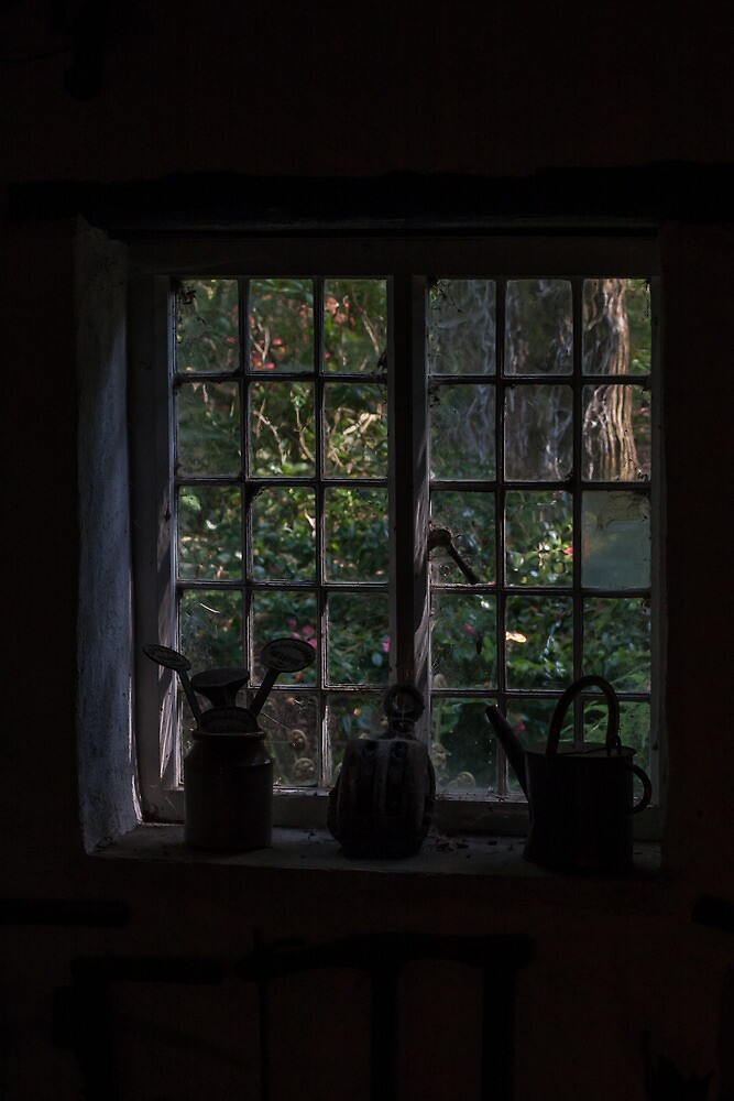 The garden room by Jennifer Bradford
