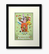 Moonrise Kingdom Framed Print