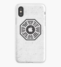 apple dharma logo iPhone Case/Skin