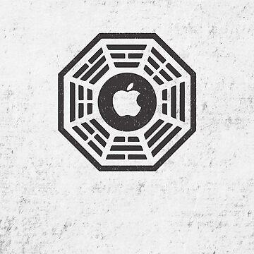 apple dharma logo by SamandFaz
