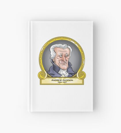 President Andrew Jackson Hardcover Journal