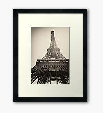 Eiffel Tower, Paris Framed Print