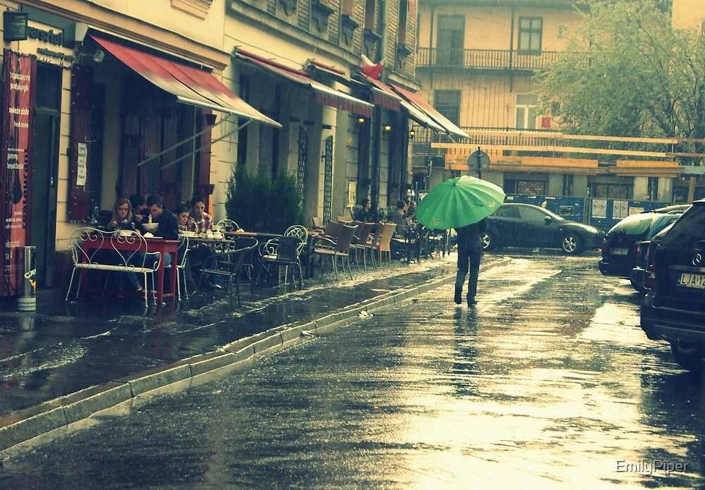 rainy afternoon by EmilyPiper