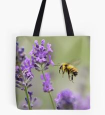 Lavender Approach Tote Bag